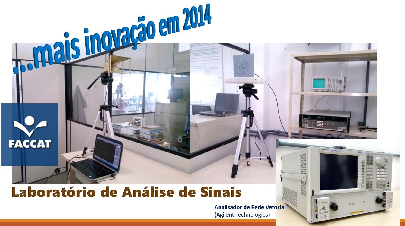 Laboratório de Análise de Sinais