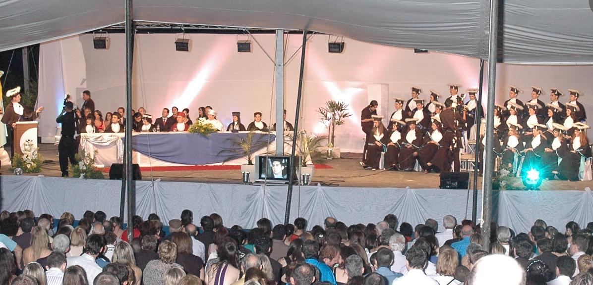 Visao Geral Formatura 2008